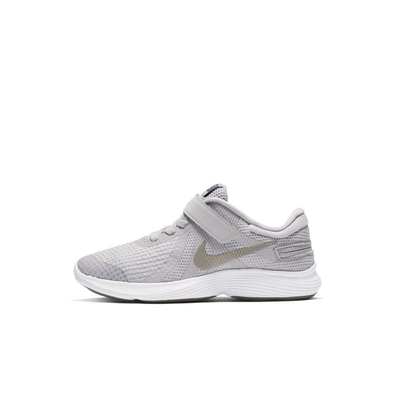 Scarpa Nike Revolution 4 FlyEase - Bambini - Grigio