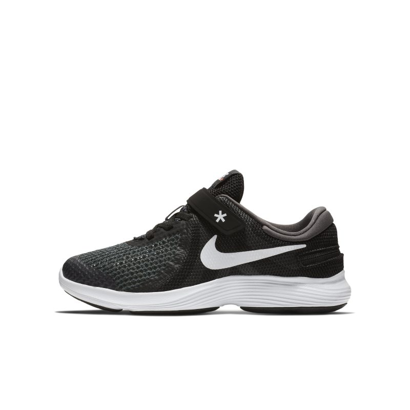 Scarpa da running Nike Revolution 4 FlyEase - Ragazzi - Nero