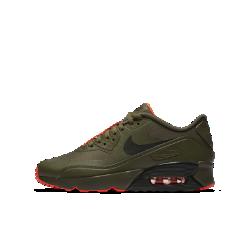 Кроссовки для школьников Nike Air Max 90 Ultra 2.0 LEКроссовки для школьников Nike Air Max 90 Ultra 2.0 — это невесомое обновление легендарной модели 90-х, которое обеспечивает комфорт и свободу движений на весь день.  Непревзойденная легкость  Цельная подошва из мягкого пеноматериала для легкости и гибкости.  Универсальный дизайн  Легкая сетка создает ощущение прохлады, а накладки обеспечивают прочность.  Амортизация и комфорт  Видимая вставка Max Air в области пятки обеспечивает легкость и длительный комфорт.<br>
