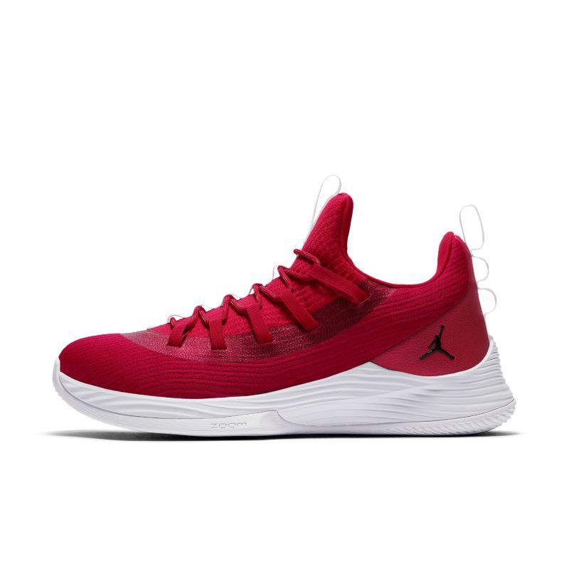 Nike Jordan Ultra Fly 2 Low Men's Basketball Shoe - Red Image