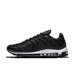 Мужские кроссовки Nike Air Max 97 PlusКомфортные мужские кроссовки Nike Air Max 97 Plus объединяют черты лучших моделей, сочетая поддерживающую конструкцию оригинальных Air Max Plus с легендарной амортизацией Air Max97.<br>