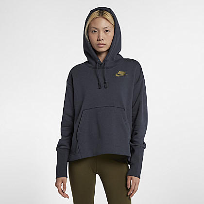 f5cf6766b98b Nike Sportswear Gym Vintage Women s Pullover Hoodie. Nike.com