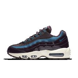 Женские кроссовки Nike Air Max 95 SE Premium NocturneЖенские кроссовки Nike Air Max 95 SE Premium в стиле легендарной модели созданы для комфорта каждый день в любой ситуации. Выдающаяся амортизация оригинальной беговой модели1995 года остается неизменной.<br>