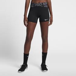Женские шорты для тренинга Nike Pro 12,5 смЖенские шорты для тренинга Nike Pro 12,5 см из влагоотводящей ткани обеспечивают комфорт во время тренировок.<br>