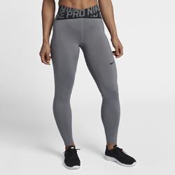 Женские тайтсы для тренинга Nike ProЖенские тайтсы для тренинга Nike Pro из влагоотводящей ткани с перекрестным поясом обеспечивают комфорт и позволяют ни на что не отвлекаться во время тренировки.<br>