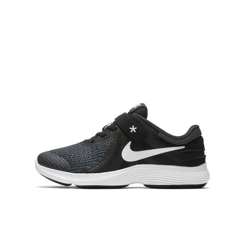 Scarpa da running Nike Revolution 4 Flyease 4E - Ragazzi - Nero