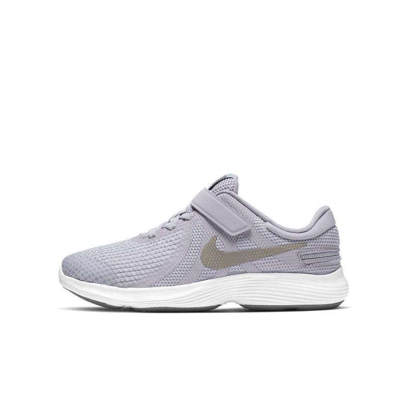 Scarpa da running Nike Revolution 4 Flyease 4E - Ragazzi - Grigio