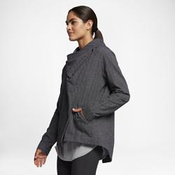 Женская куртка Hurley Rumble FleeceМягкая женская куртка Hurley Rumble Fleece со свободным силуэтом и накладками спереди — универсальная модель для тепла в прохладную погоду.<br>