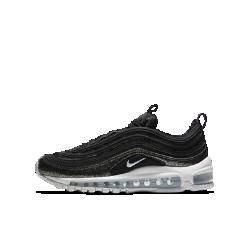 Кроссовки для школьников Nike Air Max 97 Pinnacle QSКроссовки для школьников Nike Air Max 97 Pinnacle QS, дизайн которых вдохновлен обтекаемой формой высокоскоростного поезда, обеспечивают комфорт на каждый день благодаря легкой конструкции и системе мгновенной амортизации. Версия Pinnacle предстает в первоклассных материалах для максимального комфорта.<br>