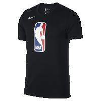 <ナイキ(NIKE)公式ストア>ビッグ ジェリー ウエスト ナイキ Dri-FIT メンズ NBA Tシャツ AH9203-010 ブラック画像