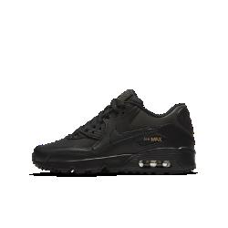 Кроссовки для школьников Nike Air Max 90 PremiumКроссовки для школьников Nike Air Max 90 Premium с обновленным поддерживающим верхом обеспечивают те же легкость и амортизацию, которые сделали популярной оригинальную модель.<br>