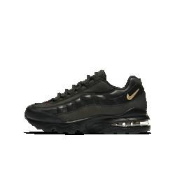 Кроссовки для школьников Nike Air Max 95 PremiumКроссовки для школьников Nike Air Max 95 Premium обеспечивают легкость и длительный комфорт благодаря поддерживающим накладкам и мягкой амортизации.<br>