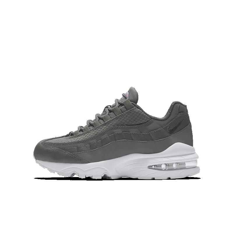 4265d1fbbd Nike Air Max 95 Premium Older Kids' Shoe | AH9346-002 | FOOTY.COM