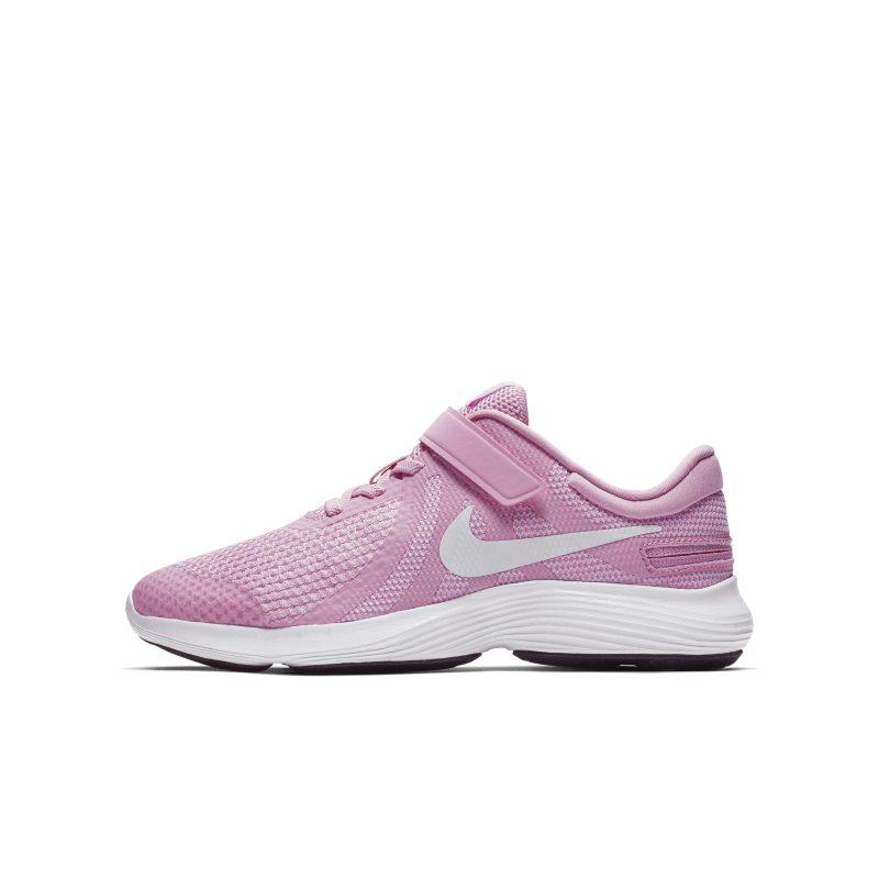 Scarpa da running Nike Revolution 4 FlyEase 4E - Ragazzi - Rosa