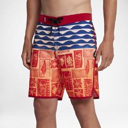 Мужские бордшорты Hurley Phantom Tahiti 45,5 смМужские бордшорты Hurley Phantom Tahiti 45,5 см с дизайном, вдохновленным островом Таити в южной части Тихого океана, идеальны для серфинга на любом пляже. Легкая и эластичнаяткань из переработанных материалов.<br>