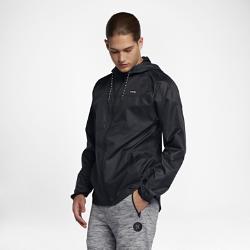 Мужская куртка Hurley Protect SolidМужская куртка Hurley Protect Solid с водоотталкивающим покрытием и подкладом из сетки — это идеальная легкая ветровка для переменчивой погоды.<br>