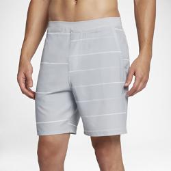 Мужские шорты Hurley Alpha Trainer Laser 47 смУниверсальные мужские шорты Hurley Alpha Trainer Laser 47 см подходят для тренировок в воде и на суше — тебе не придется брать с собой запасной комплект одежды.<br>