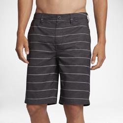 Мужские шорты Hurley Dri-FIT Windward 54,5 смМужские шорты Hurley Dri-FIT Windward 54,5 см из функциональной влагоотводящей ткани напоминают классические брюки чиносы и обеспечивают комфорт в течение всего дня.<br>