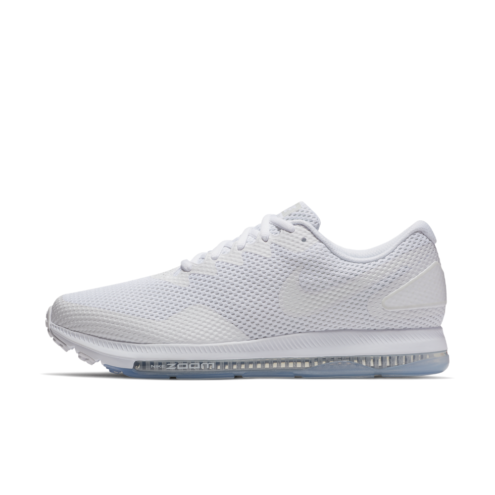 e931191a789 Check out Nike Zoom All Out Low 2 Men's Running Shoe Size 9.5 (White) -  Clearance Sale - ShopYourWay