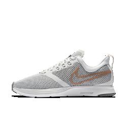 Женские беговые кроссовки Nike Zoom StrikeМужские беговые кроссовки Nike Zoom Strike обеспечивают охлаждение и комфорт благодаря легкой конструкции из сетки. Амортизирующая вставка Nike Zoom Air в области пятки возвращает энергию при каждом шаге.<br>