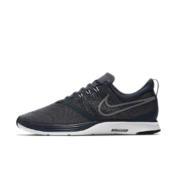 Мужские беговые кроссовки Nike Zoom StrikeМужские беговые кроссовки Nike Zoom Strike обеспечивают охлаждение и комфорт благодаря легкой конструкции из сетки. Амортизирующая вставка Nike Zoom Air в области пятки возвращает энергию при каждом шаге.<br>