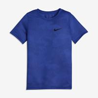 <ナイキ(NIKE)公式ストア> ナイキ Dri-FIT レジェンド ジュニア (ボーイズ) トレーニング Tシャツ AJ1085-405 ブルー画像