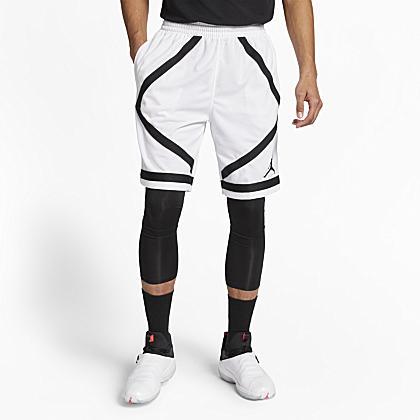 45b4c0148db4f1 Jordan Authentic Triangle Men s Basketball Shorts. Nike.com