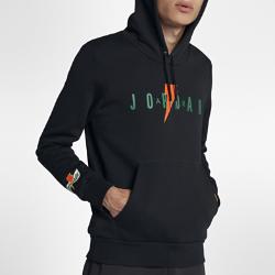 Мужская худи Jordan Sportswear Like Mike Fleece 3Мужская худи Jordan Sportswear Like Mike Fleece 3 из мягкой ткани с регулируемым капюшоном обеспечивает тепло и комфортную защиту.<br>