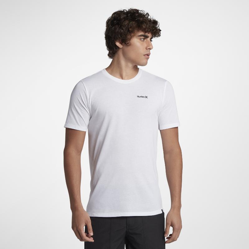 <ナイキ(NIKE)公式ストア>ハーレー Dri-FIT ワン アンド オンリー メンズ Tシャツ AJ1739-100 ホワイト