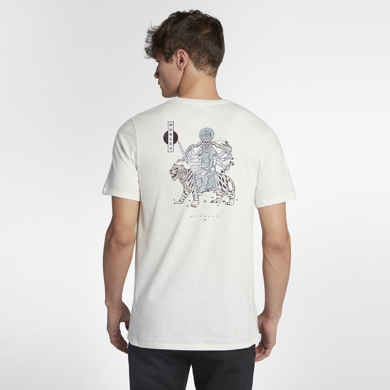 15%OFF!<ナイキ(NIKE)公式ストア>ハーレー プレミアム ウォーター ゴッズ メンズ Tシャツ AJ1759-133 クリーム 30日間返品無料 / Nike+メンバー送料無料