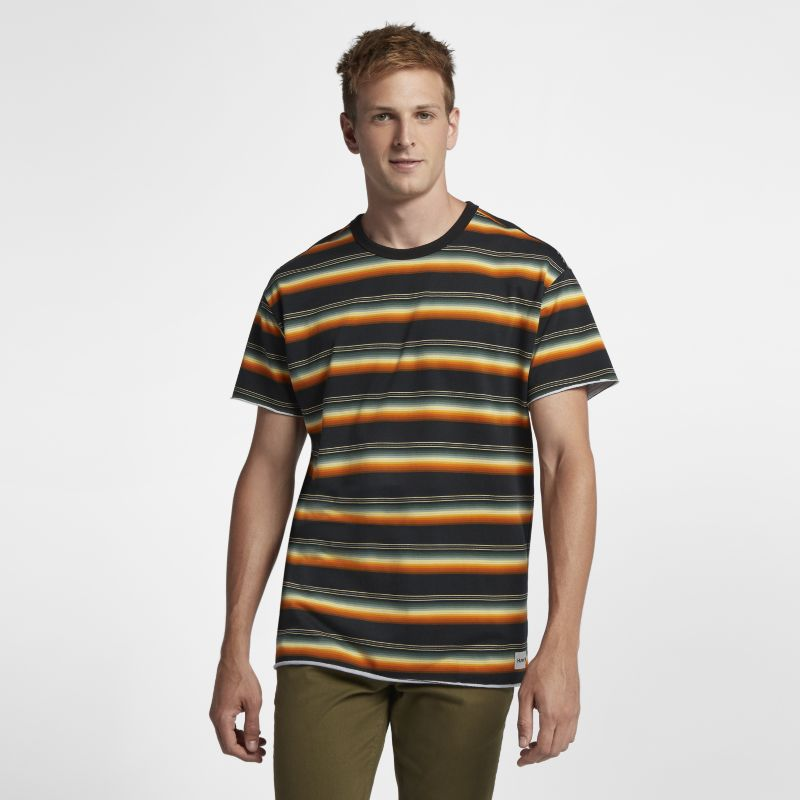 Hurley Serape Camiseta - Hombre - Negro