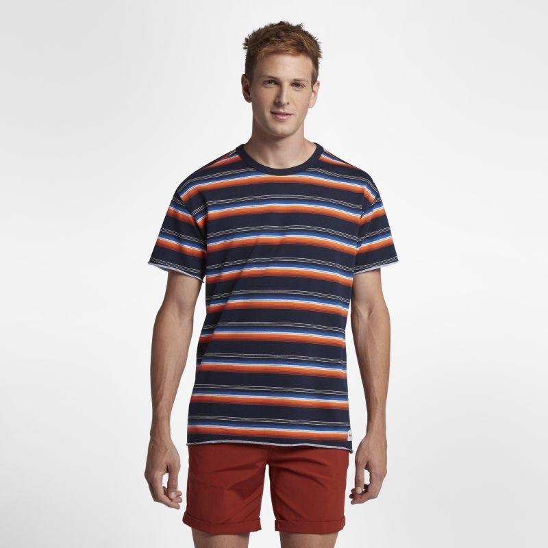 Hurley Serape Camiseta - Hombre - Azul