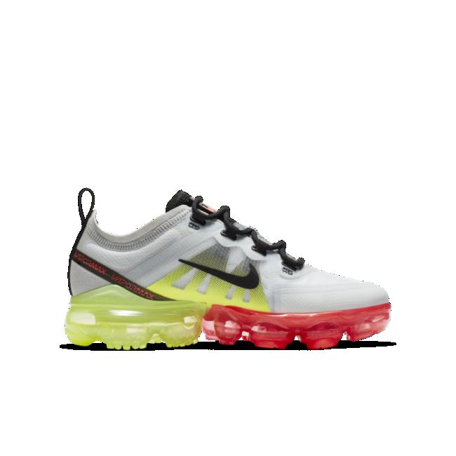 Nike Air VaporMax kindersneaker zilver