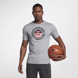 Мужская баскетбольная футболка Nike Dri-FIT KDМужская баскетбольная футболка Nike Dri-FIT KD из влагоотводящей ткани обеспечивает абсолютный комфорт.<br>