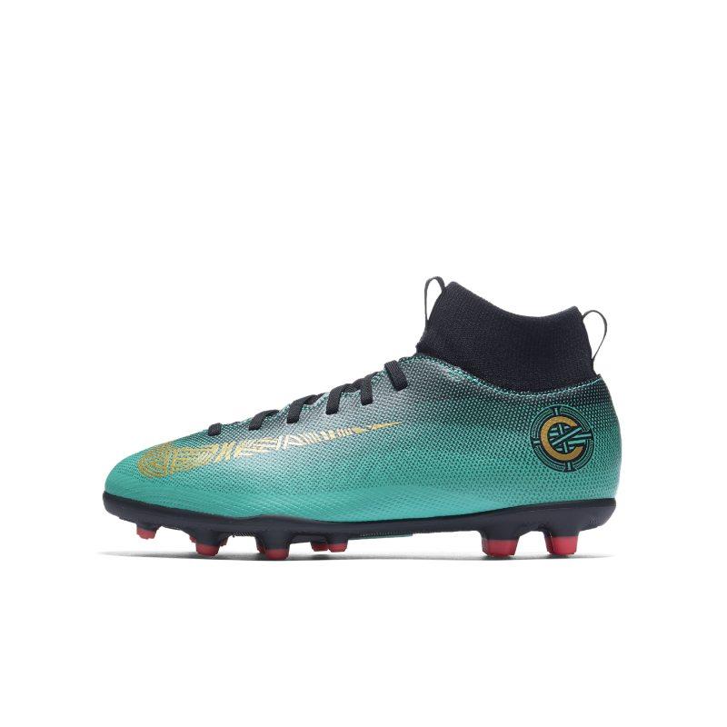 Nike Jr. Mercurial Superfly VI Club CR7 Voetbalschoen voor kleuters/kids (meerde <br/> 41.97 <br/> <a href='https://track.webgains.com/click.html?wgcampaignid=172061&amp;wgprogramid=6381&amp;product=1&amp;wglinkid=231777&amp;productname=Nike+Jr.+Mercurial+Superfly+VI+Club+CR7+Voetbalschoen+voor+kleuters%2Fkids+%28meerdere+ondergronden%29+-+Groen&amp;wgtarget=https://www.nike.com/nl/t/jr-mercurial-superfly-vi-club-cr7-younger-older-multi-ground-football-boot-HSsCGh/AJ3115-390' target='_blank'>Bekijk!</a>