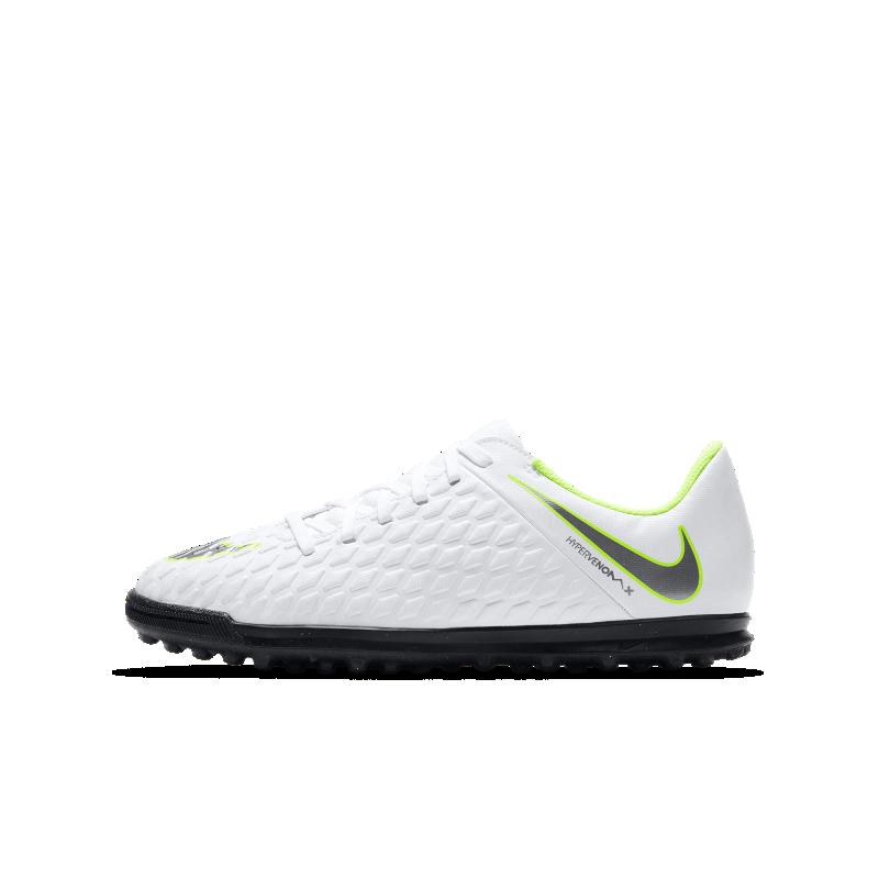 Nike Jr. HypervenomX Phantom III Club TF Botas de fútbol para moqueta  artificial - Turf - Niño a y niño a pequeño a 53a834a5fe006
