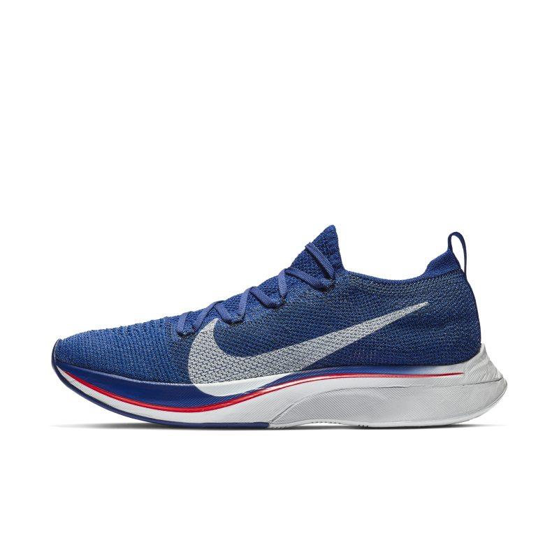 Nike Vaporfly 4% Flyknit Zapatillas de running - Azul