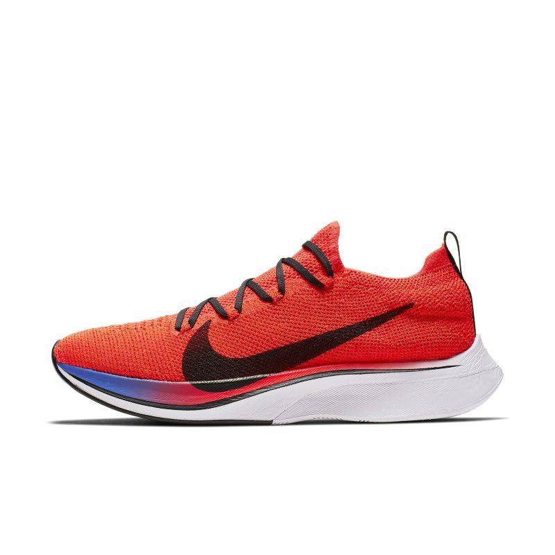 Nike Vaporfly 4% Flyknit Zapatillas de running - Rojo
