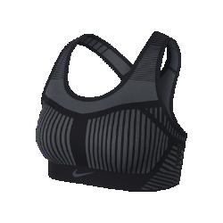 Спортивное бра с высокой поддержкой Nike FE/NOM FlyknitСпортивное бра Nike FE/NOM Flyknit — наше самое легкое бра с высокой поддержкой и первое бра с технологией Nike Flyknit. Революционное бра, созданное таким же экологичным образом, как и обувь Nike Flyknit, обеспечивает непревзойденную поддержку, комфорт, отлично прилегает к телу и практически не ощущается.  Надежная фиксация — уверенность движений  Казалось бы неразрешимая проблема решилась благодаря применению высокотехнологичной инновации, в результате чего появилось невероятно минималистичное бра. Технология Flyknit обеспечивает поддержку и эластичность там, где это нужно, для надежной фиксации груди, комфорта и уверенности движений.  Революционный комфорт  Невероятно легкое однослойное бра из мягкой ткани обеспечивает идеальную посадку и практически не ощущается на теле даже во время самой интенсивной тренировки.  Защита окружающей среды  С 2012 года благодаря использованию технологии Flyknit при создании обуви количество отходов сократилось примерно на 1500 тонн. Созданное с применением этой технологии спортивное бра на 30% легче традиционных бра и состоит из более экологически чистых материалов, чем другие бра Nike с высокой поддержкой.<br>