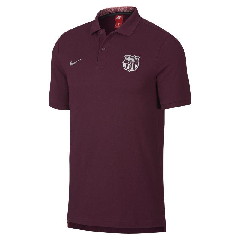 FC Barcelona Erkek PoloÜst  AJ4078-669 -  Kırmızı XL Beden Ürün Resmi