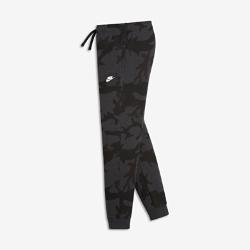 Джоггеры с принтом для мальчиков школьного возраста Nike SportswearДжоггеры с принтом для мальчиков школьного возраста Nike Sportswear из мягкой флисовой ткани обеспечивают тепло и комфорт на весь день.<br>