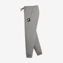 Джоггеры для мальчиков школьного возраста Nike SportswearДжоггеры для мальчиков школьного возраста Nike Sportswear из мягкой флисовой ткани обеспечивают комфорт и тепло на весь день.<br>