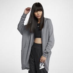 Женский кардиган Nike SportswearЖенский кардиган Nike Sportswear из мягкого и легкого смесового хлопка с конструкцией без застежки обеспечивает комфорт и отлично сочетается с другой одеждой.<br>