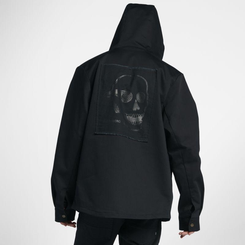 Nike SB x Anti-Hero Hooded Men's Jacket - Black Image