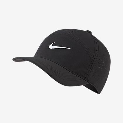 4467bca57b4 NikeCourt AeroBill Featherlight Tennis Cap. Nike.com