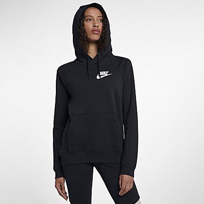 36cd21bb320 Women s Training Pullover Hoodie.  55 · Nike Sportswear Rally