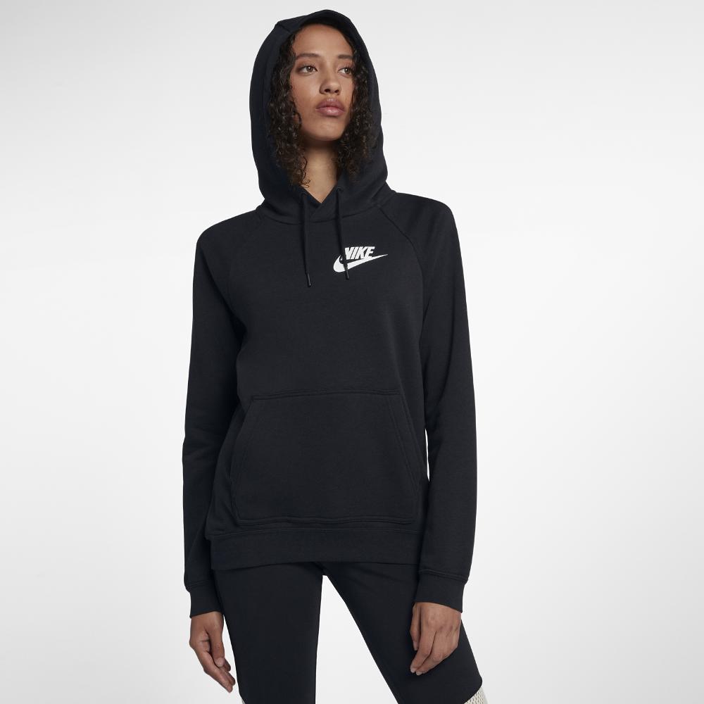 27fc3ad9c7cb Nike Sportswear Rally Women s Hoodie Size Medium (Black)
