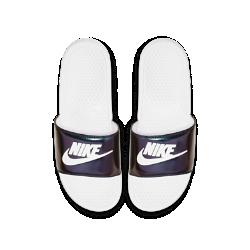 <ナイキ(NIKE)公式ストア>ナイキ ベナッシ JDI SE メンズスライド AJ6745-102 ホワイト ★30日間返品無料 / Nike+メンバー送料無料!画像