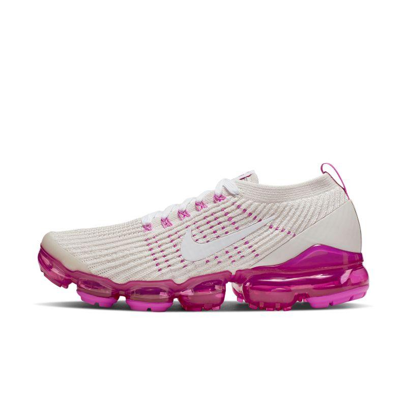 Sneaker Nike Nike Air VaporMax Flyknit 3 Zapatillas - Mujer - Crema