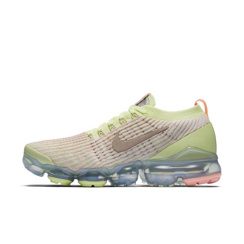 Sneaker Nike Nike Air VaporMax Flyknit 3 Zapatillas - Mujer - Verde